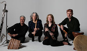 Mantahhan String Quartet